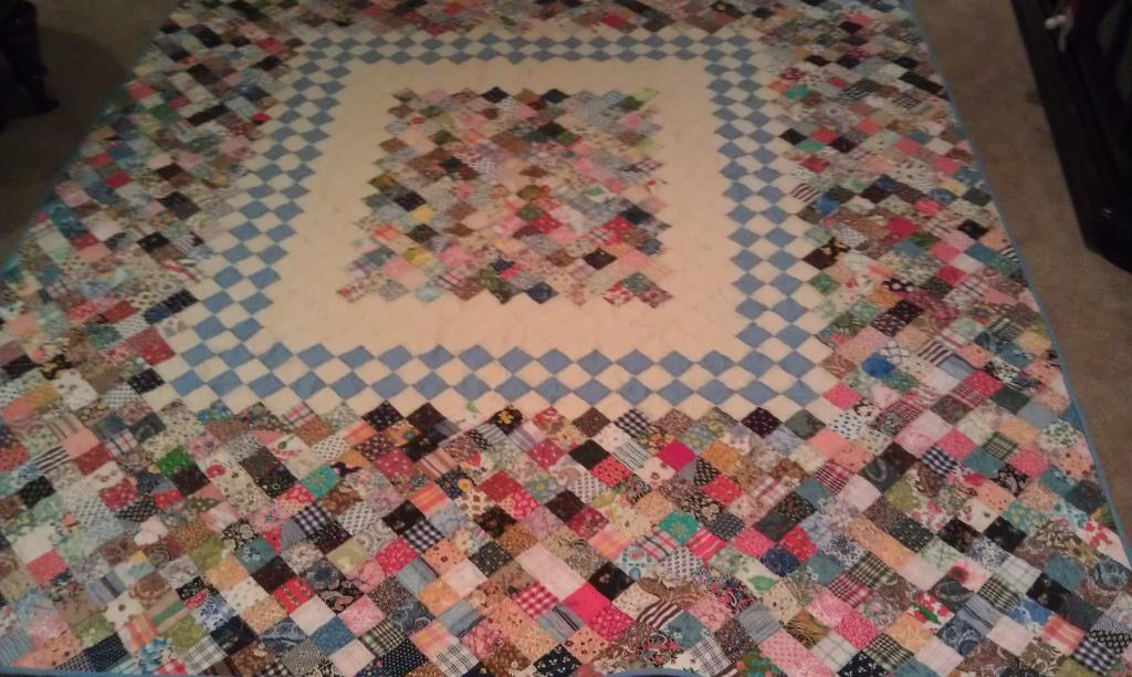 My mother's quilt