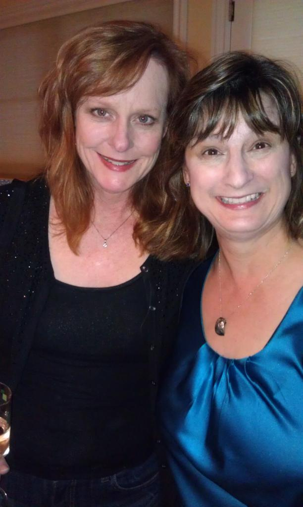 Debbie and Mary McDonough